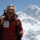 On Mt. Everest at 80