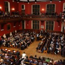 Reparations debate at the Oxford Union