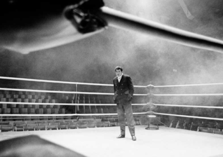 Terayama in the ring