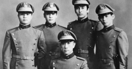 Mishima's private army