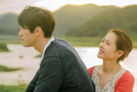 """From the Korean movie version of """"Be With You"""""""