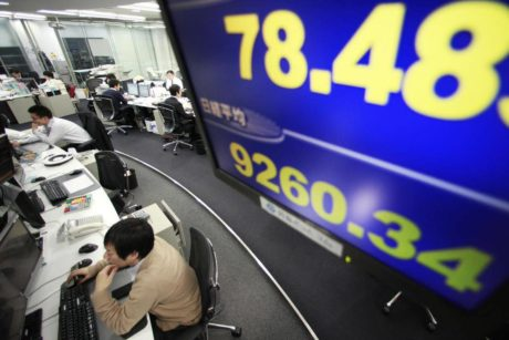 the yen too high, the Nikkei Index too low